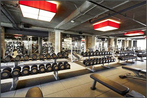 Fitness and Gyms in Crewe