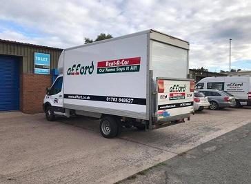 Afford Rent a Car Crewe