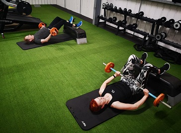 Area51 Fitness in Crewe