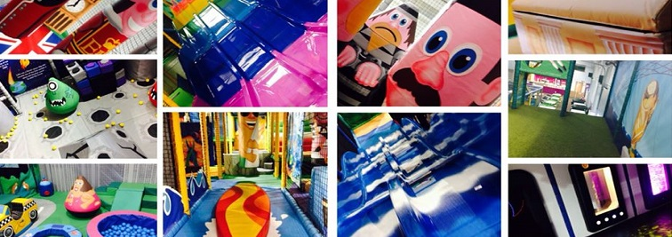 Playworld in Crewe