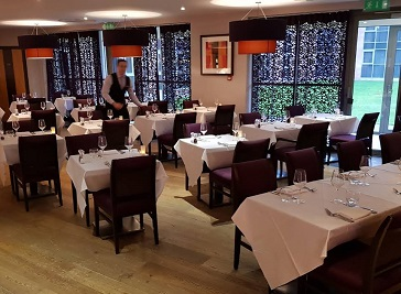 The Brasserie at Crewe Hall