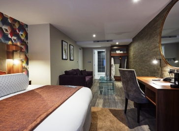 Wychwood Park Hotel Crewe