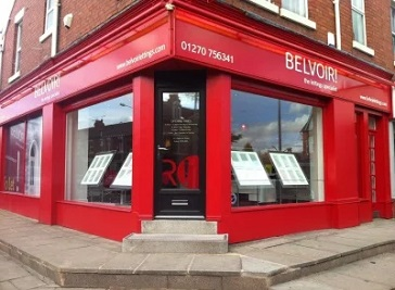 Belvoir Crewe and Nantwich