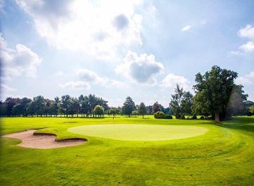 Crewe Golf Club in Crewe