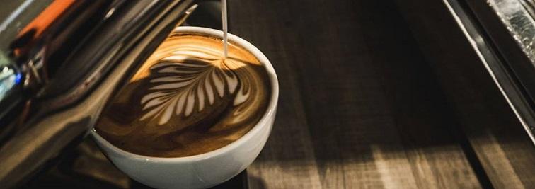 Rhode Island Coffee in Crewe